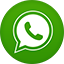 Whatsapp-flat-circle-64